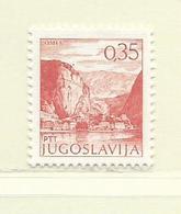 YOUGOSLAVIE  ( EU - 936 )  1973  N° YVERT ET TELLIER  N° 1393c  N** - Ungebraucht