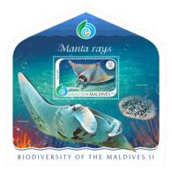 Maldives 2018  Biodiversity Of Maldives Fauna Fishes  II S201810 - Maldives (1965-...)