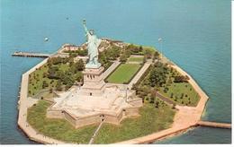 POSTAL    NEW YORK  -EE.UU.   - STATUE OF LIBERTY - Estatua De La Libertad