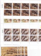 Jordan 2006- REPTILES Complet Sheet Unfolded 6v.+10 S.sheets MNH -Reduced Price- SKRILL PAYMENT ONLY - Jordan