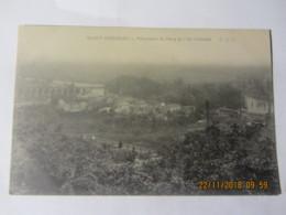 Cpa SAINT GERMAIN (78) Panorama Le Pecq Et L'Ile Corbière (avt 1903) - St. Germain En Laye