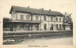 BOULAY - La Gare - Boulay Moselle