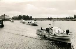 BATEAUX DE GUERRE ALLEMANDS - Die Ersten Minensuchboote In Wilhelmshaven. - Guerre
