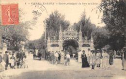 Fouras-les-bains - Entrée Principale Du Parc Du Casino - Fouras-les-Bains