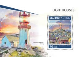 Maldives  2018  Lighthouses  S201810 - Maldives (1965-...)