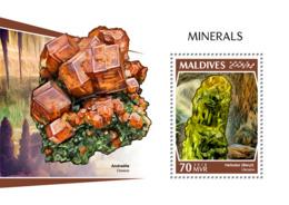 Maldives  2018 Minerals   S201810 - Maldives (1965-...)
