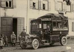 1091093 Metz Collection Historisch - Benz-Omnibus Gaggenau. Historische Metz-... - Duitsland