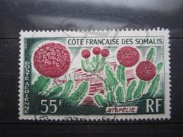 VEND BEAU TIMBRE DE POSTE AERIENNE DE LA COTE FRANCAISE DES SOMALIS N° 47 !!! - Costa Francese Dei Somali (1894-1967)