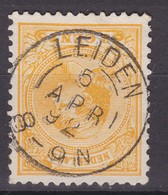 N° 34 : LEIDEN - Periode 1891-1948 (Wilhelmina)