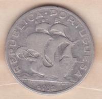 PORTUGAL. 5 ESCUDOS 1932, En Argent - Portugal