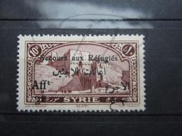 VEND BEAU TIMBRE DE SYRIE N° 177 , (X) !!! - Syria (1919-1945)