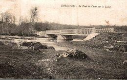 45 DORDIVES LE PONT DE CESAR SUR LE LOING - Dordives