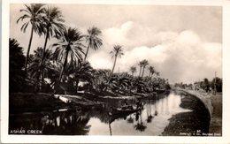 ASHAR CREEK - Boesonger & Co Baghdad - Iraq