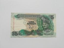 MALESIA 5 RINGGIT - Malaysie