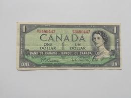CANADA 1 DOLLAR 1954 - Canada