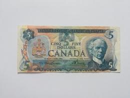 CANADA 5 DOLLARS 1979 - Canada