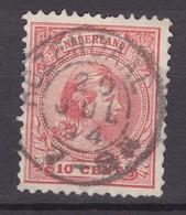 N° 37 ROZENDAAL - Periode 1891-1948 (Wilhelmina)