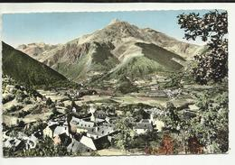 65 . VALLEE D AURE . LES VILLAGES DE GOUAUX . GUCHEN ET ANCIZAN . LE MASSIF DE . ARBIZON - France