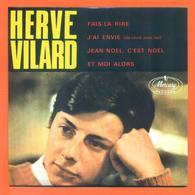 Hervé Vilard CD 4 Titres Pochette Reproduction Du 45 Tours De L'époque - 2 Scans - Collector's Editions