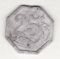 SOCIETE DU COMMERCE -- LA ROCHELLE -- 1922 - Monétaires / De Nécessité