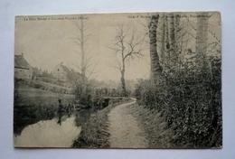 02 - LE PONT BAUDET à COEUVRES-VALSERY - France