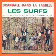 Les Surfs CD 4 Titres Pochette Reproduction Du 45 Tours De L'époque - 2 Scans - Collectors