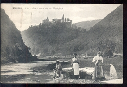 Luxemburg Luxembourg - Vianden Les Ruines Neukirch - 1918 - Postkaarten