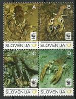 Slovenia 2011 Mi 904-907 MNH ( ZE2 SLNvie904-907dav38A ) - Slovénie