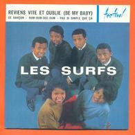 Les Surfs CD 4 Titres Pochette Reproduction Du 45 Tours De L'époque - 2 Scans - Collector's Editions