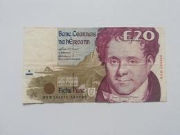 IRLANDA 20 POUNDS 1997 - Ireland