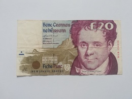 IRLANDA 20 POUNDS 1997 - Irlande