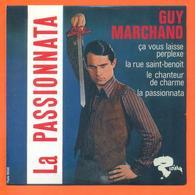 Guy Marchand CD 4 Titres Pochette Reproduction Du 45 Tours De L'époque - 2 Scans - Collector's Editions