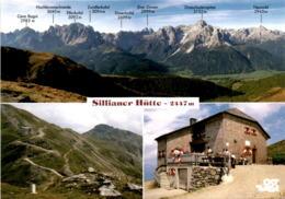 Sillianer-Hütte 2447 M - 3 Bilder (43920) - Sillian