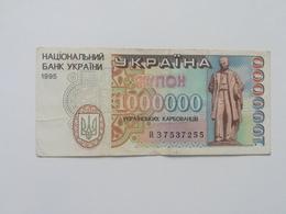UCRAINA 1000000 COUPON 1995 - Ukraine