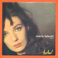 Marie Laforet CD 4 Titres Pochette Reproduction Du 45 Tours De L'époque - 2 Scans - Collectors