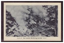 Sammelbild (006643) Der 2. Weltkrieg Im Bild, Serie 23, Bild 1, Bialystok - Zigaretten
