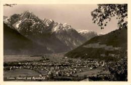 Lienz, Osttirol Mit Spitzkofel (815162) * 1950 - Lienz