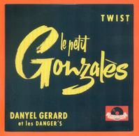 Danyel Gérard CD 4 Titres Pochette Reproduction Du 45 Tours De L'époque - 2 Scans - Collector's Editions