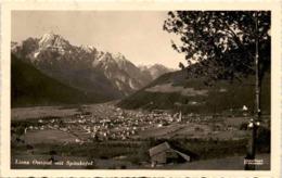 Lienz, Osttirol Mit Spitzkofel (815/137) * 1940 - Lienz