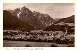Lienz Mit Spitzkofel Vom Haidenhof (42531) - Lienz