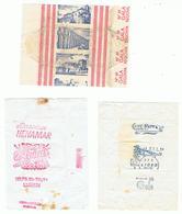 EMBALLAGES DE SUCRE ANCIENS-ESPAGNE- - Sucres