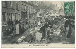 18 Vierzon - Le Petit Mail - Marché - Vierzon