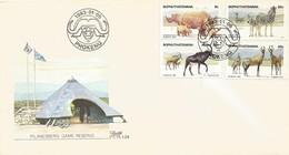 BOPHUTHATSWANA FDC 1983 PHOKENG - Bophuthatswana