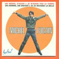 Michel Fugain CD 4 Titres Pochette Reproduction Du 45 Tours De L'époque - 2 Scans - Collector's Editions