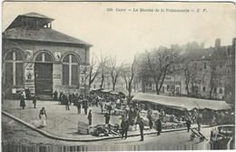 Calvados : Caen, Le Marché De La Poissonnerie - Caen