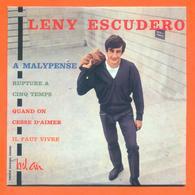 Leny Escudero CD 4 Titres Pochette Reproduction Du 45 Tours De L'époque - 2 Scans - Collector's Editions