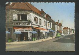 CPM - 10 - BRIENNE-LE-CHATEAU - LE CAFÉ DES CHATS - - Autres Communes