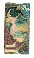 CALENDARIETTO BORTOLOTTI 1906  SEMESTRINO - Calendari