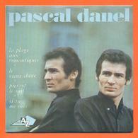 Pascal Danel CD 4 Titres Pochette Reproduction Du 45 Tours De L'époque - 2 Scans - Collector's Editions