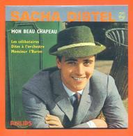 Sacha Distel CD 4 Titres Pochette Reproduction Du 45 Tours De L'époque - 2 Scans - Collector's Editions